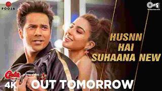 Husnn Hai Suhaana Lyrics - Coolie No.1