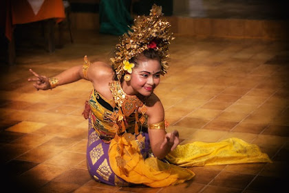 4 Tarian Tradisional Khas Bali