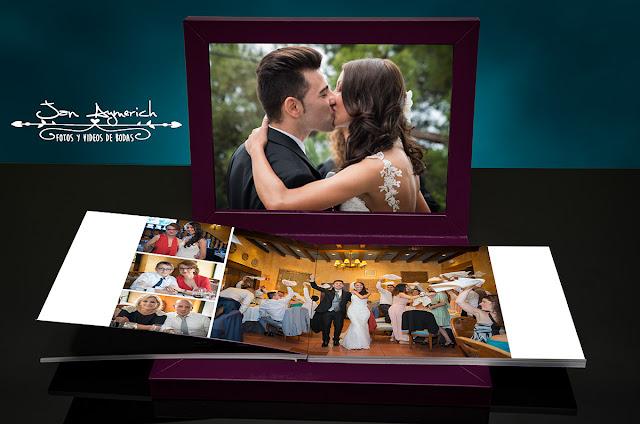 album de bodas barcelona