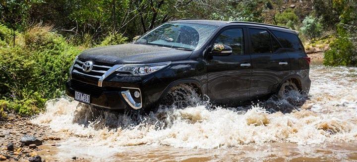 Toyota Fortuner 2020 và 4 tính năng chiếm trọn trái tim người dùng
