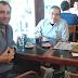 Un café en Buenos Aires con el escritor Óscar Godoy