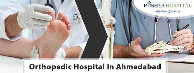 Best Orthopedic Hospital Ahmedabad