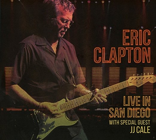 LiveMusicTelevision.Com presents Eric Clapton and JJ Cale, Live in San Diego