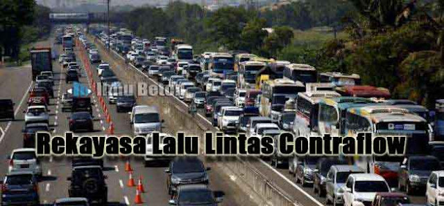 Solusi Kemacetan Dengan Rekayasa Lalu Lintas Contraflow