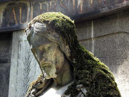 The Main Cemetery of Mainz (Mainz, Germany)