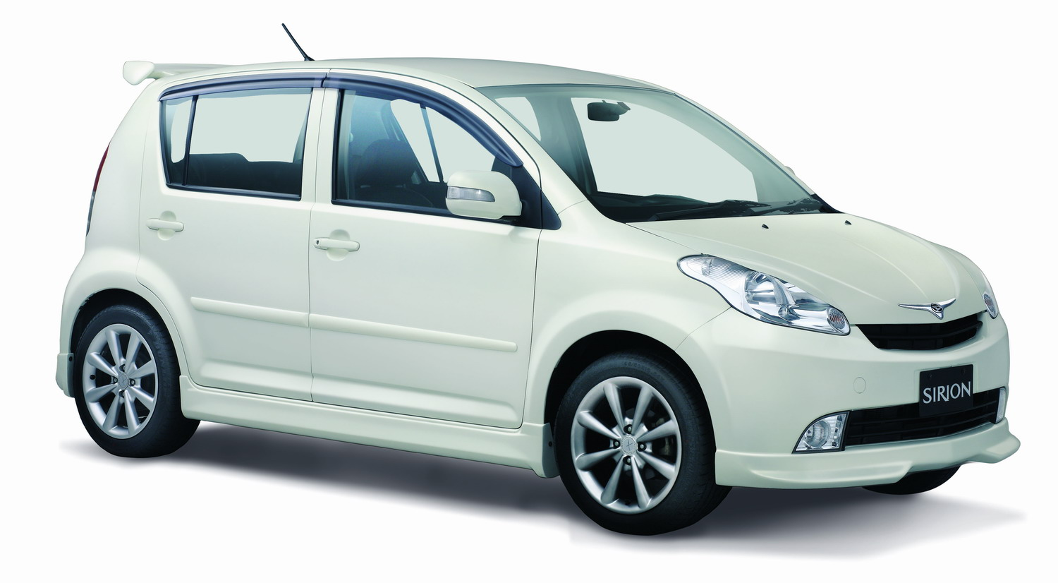home car collections daihatsu sirion. Black Bedroom Furniture Sets. Home Design Ideas
