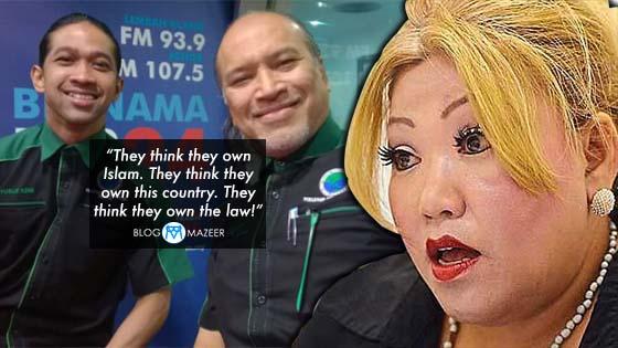 Siti Kasim 'Bengang' Dengan PPIM