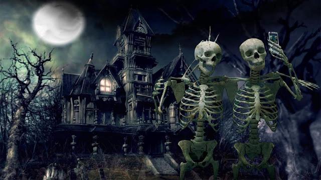 Halloween có lịch sử hình thành từ rất lâu đời