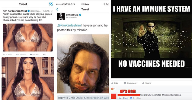 20 Images To Social Media Losers Who Got Called Out For Their BS