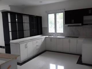 Kitchen Set Minimalis Murah Jakarta Barat Palem Indah