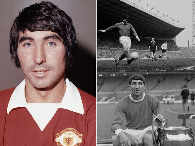 """""""Rest In Peace Tony Dunne"""" Legend Manchester United"""