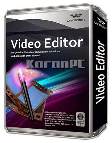 Wondershare Video Editor 4.9.1.0 Crack/Patch