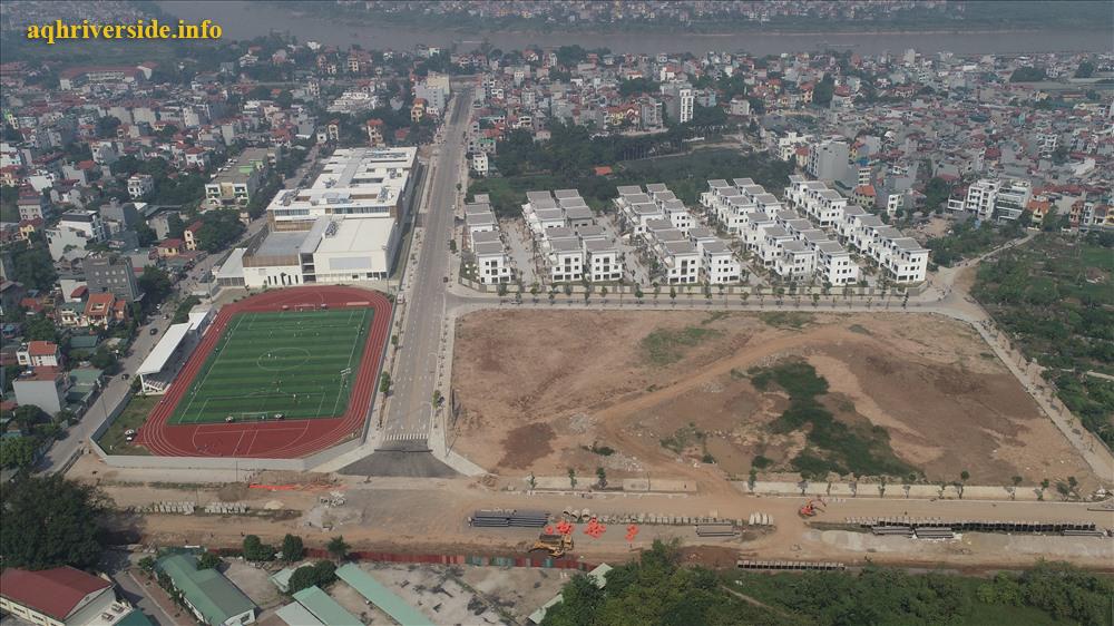 Long Biên là điểm đến của rất nhiều dự án lớn.