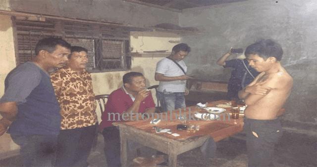 Penangkapan 3 Orang Bandar Sabu di Pimpin oleh Kapolres Simalungun