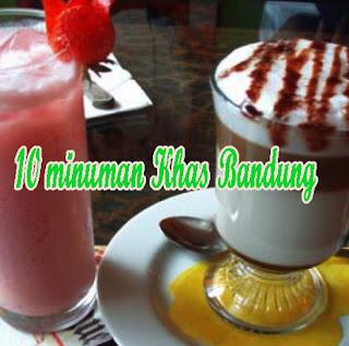 10 Minuman Dingin Paling Populer Di Bandung