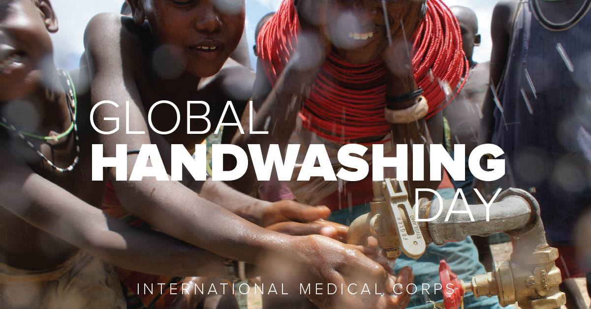 Global Handwashing Day Wishes Awesome Picture