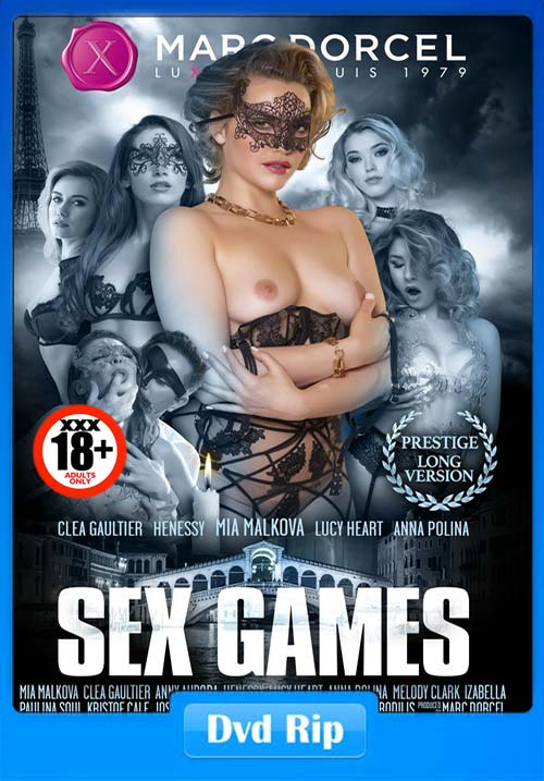 Sex Games Xxx Movie 2018 Dvdrip X264 Adult Full Movie-7936