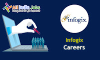 Infogix Recruitment