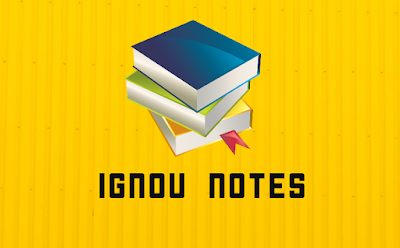 Ignou notes download in pdf