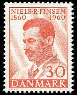 Dr. Niels R. Finsen.