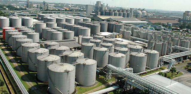 africa largest oil tank farm nigeria