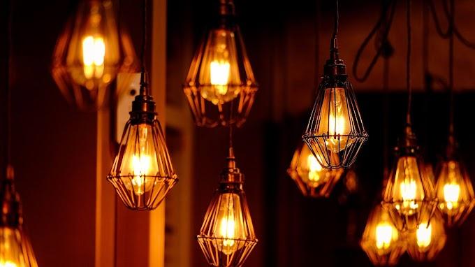 Plano de Fundo Imagem Lampadas Antigas