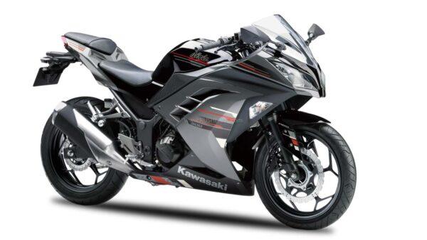 2021 BS6 Kawasaki Ninja 300