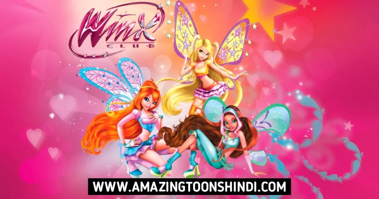winx club all episodes in hindi download