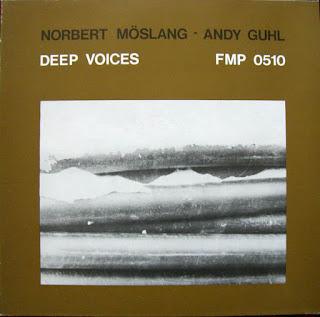 Norbert Möslang, Andy Guhl, Deep Voices