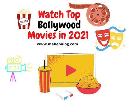 Top bollywood Movies in 2021