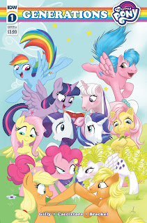 Friendship is Magic Comic Series Ends - Generations Coming Soon