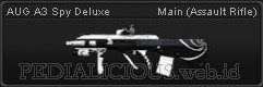 AUG A3 Spy Deluxe