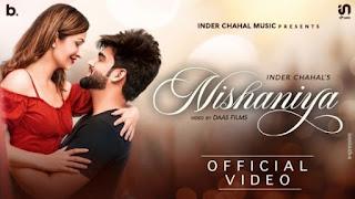 Nishaniya Lyrics Inder Chahal