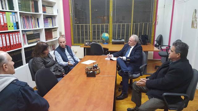 Ανδριανός: Να αντιμετωπιστούν άμεσα τα προβλήματα στη λειτουργία των Σχολείων Δεύτερης Ευκαιρίας