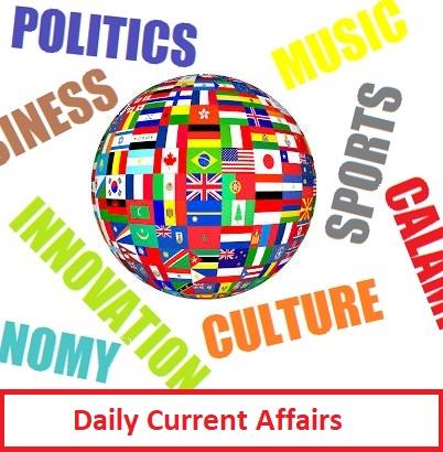 Daily Current Affairs - 05 Dec 2020