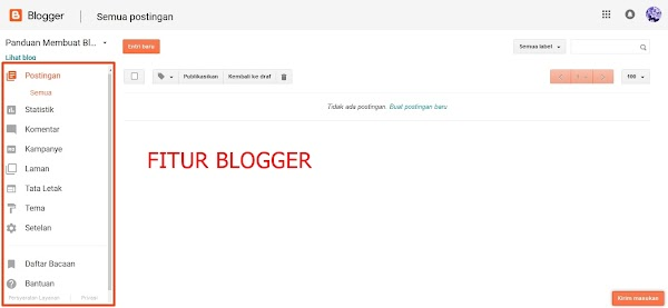 Cara Membuat Blog Lengkap dari Amatir Sampai Mahir