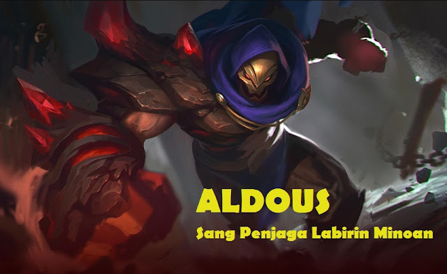 Hero Aldous Mobile Legends