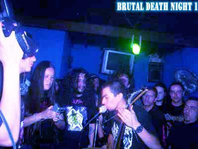 Brutal Death Night Fest 1