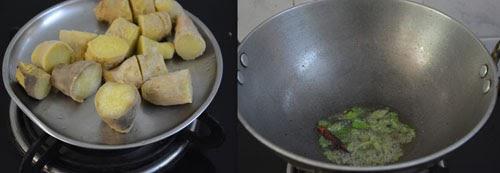 karunai kilangu puli kulambu recipe