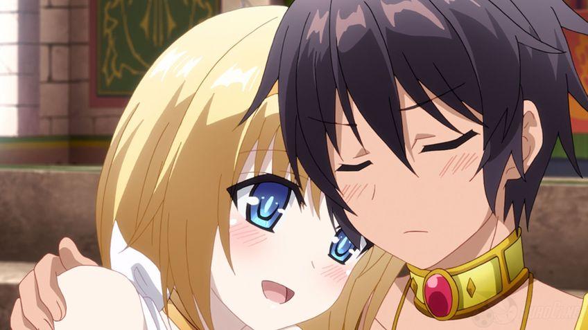 Anime Harem Dengan Tokoh Utama Overpowered