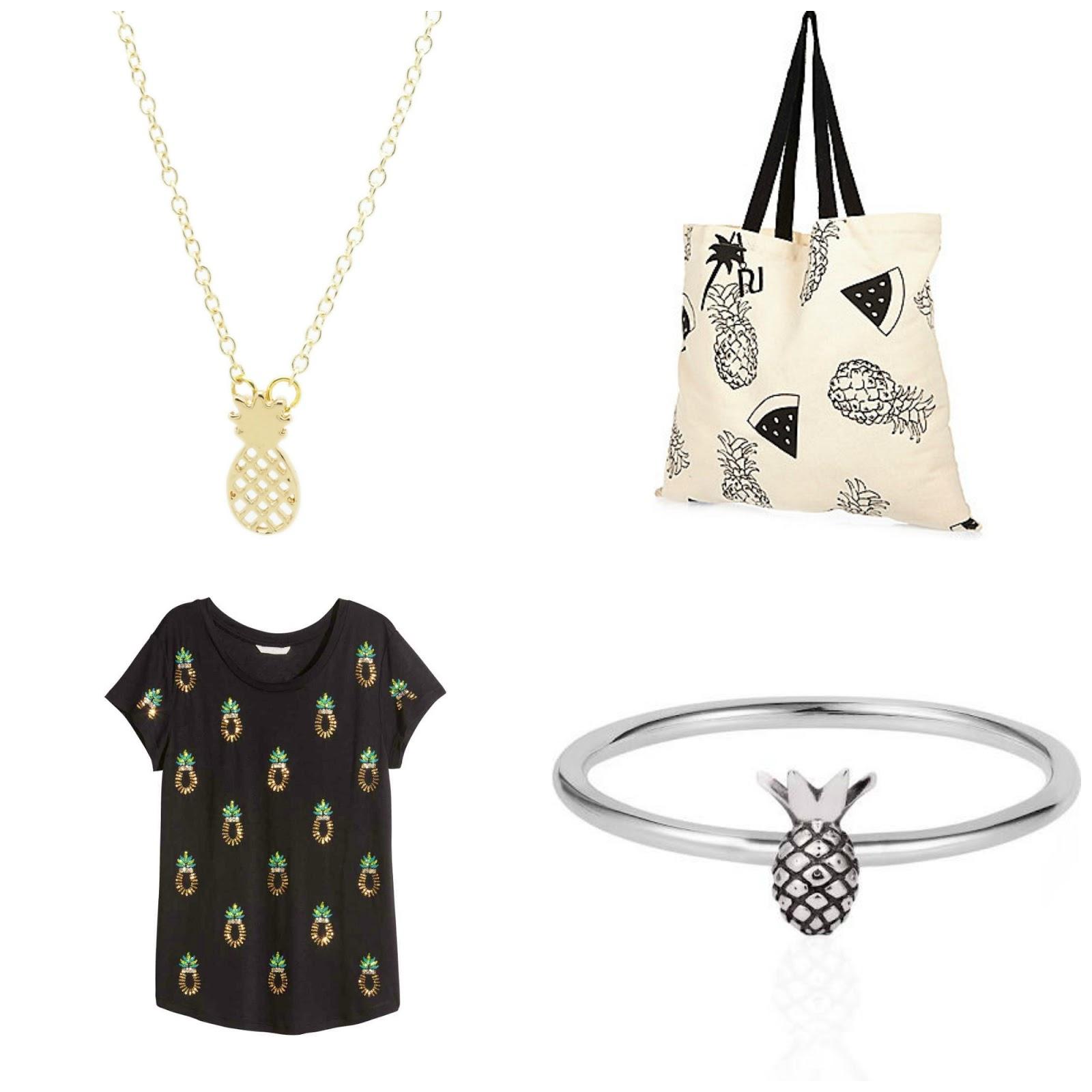 Pineapple Accessories pineapple accessories - em's mixed bag