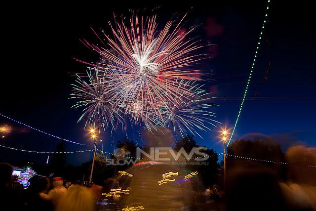 Элвин Грей и Ирек Ялалов поздравили столицу с праздником