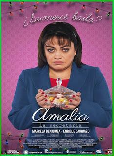 Amalia, la secretaria (2017) | DVDRip Latino HD GoogleDrive 1 Link
