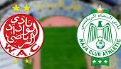 مباراة الوداد والرجاء بتاريخ 24-09-2020 دوري أبطال آسيا