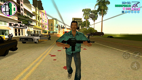 Bạn sẽ được download khẩu súng cho riêng mình tại Vice C.ty