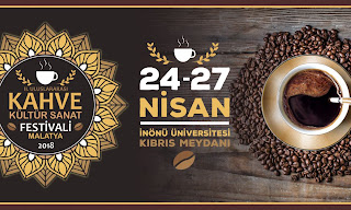 uluslararası kahve ve kültür sanat festivali malaya