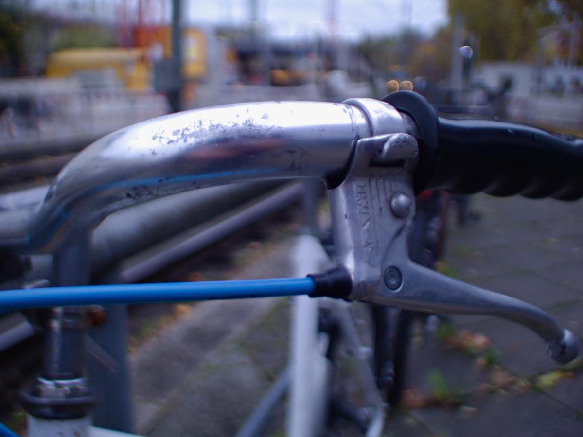 #296 Vista CCTV Lens f1.2 6mm - Erste Gehversuche mit dem neuen Objektiv