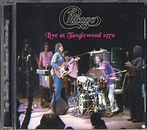 Chicago - I'm a Man - 7-21-1970 - Tanglewood