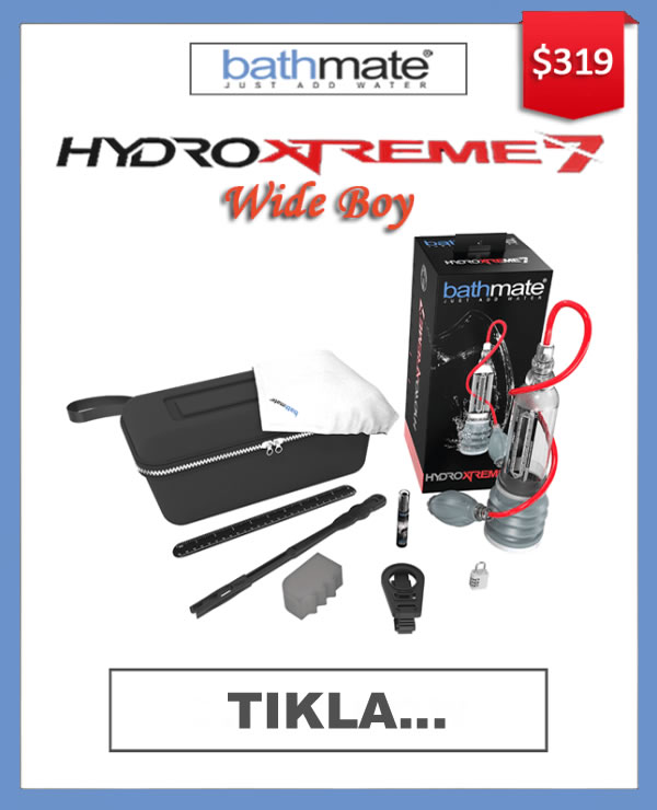 BATHMATE HYDRO XTREME 7 WIDE BOY