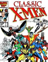Read Classic X-Men comic online